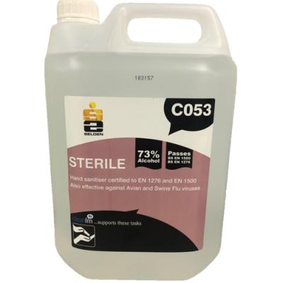 C053 Hand Sanitiser 5 Litres Alcohol Gel